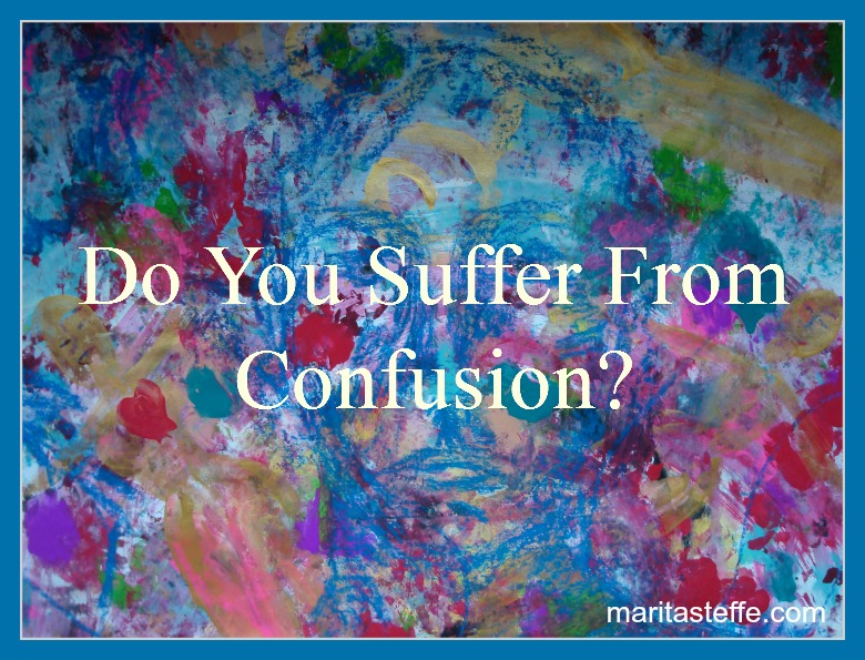 do you suffer from confusion?