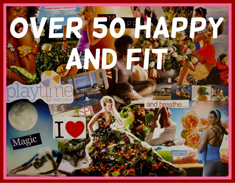 over fifty happy and fit