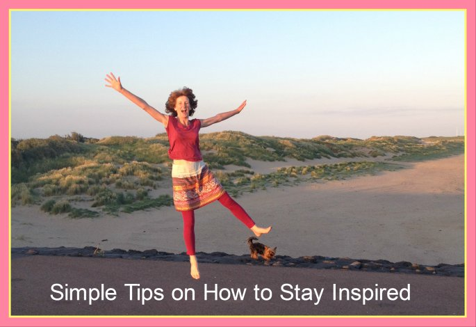 Simple Tips on How to Stay Inspired