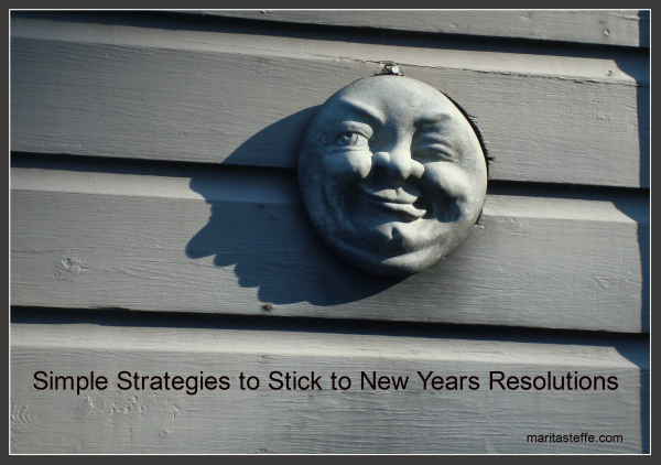 Simple Strategies to Stick to New Years Resolutions