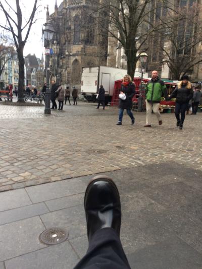 walking with fun
