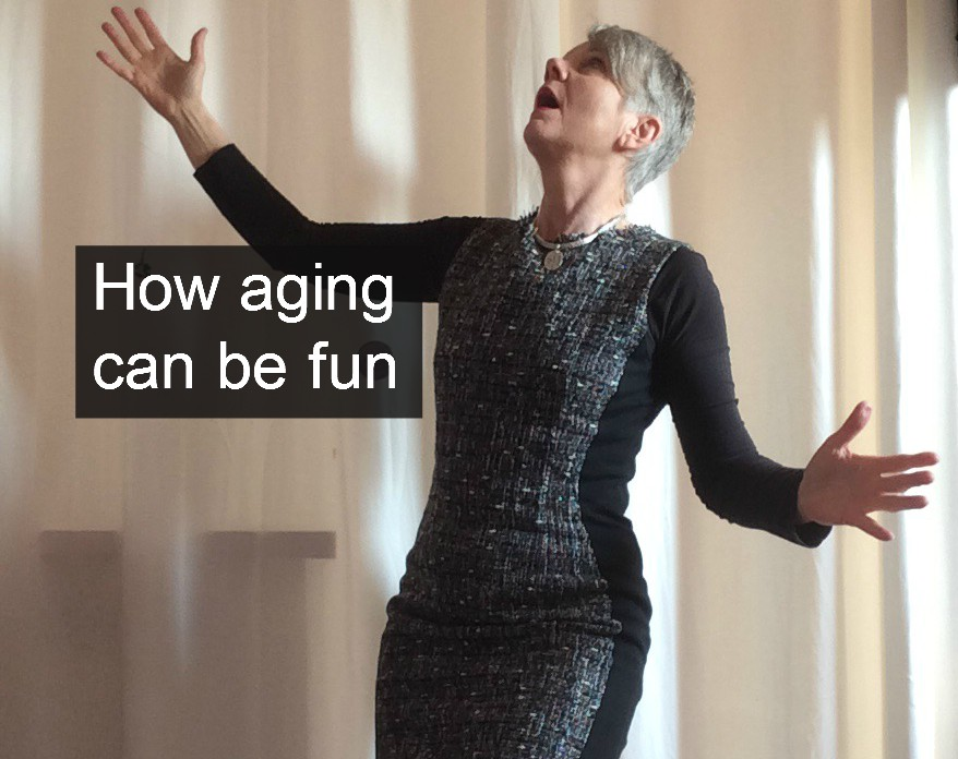 How aging can be fun