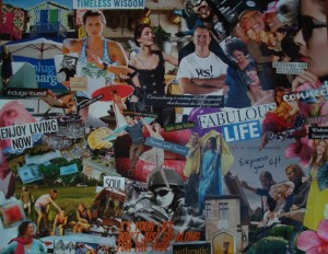Fabulous life visionboard