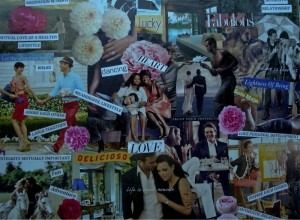 Relation ship visionboard