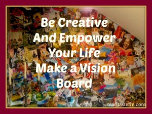 be creative visionboard