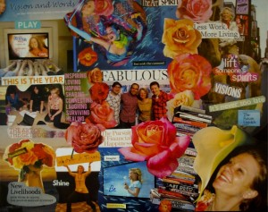 marita business vision board